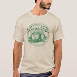 Steampunk Schutzbrillen T-Shirt