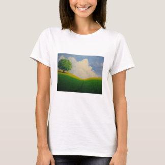 Steampunk Tagtraum-Horizont T-Shirt
