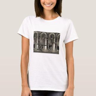 Steampunk Tuba-Musik-Fabrik T-Shirt
