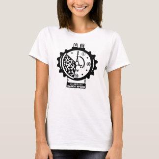 Steampunk Uhr-T - Shirt