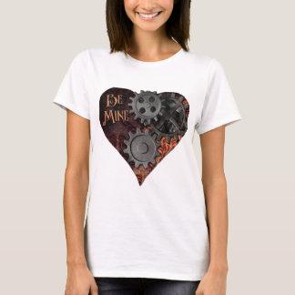 Steampunk Valentinsgruß ist meiner T-Shirt