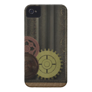 SteamPunk vintage Blackberry-Bold-9700-9780 Coques iPhone 4 Case-Mate