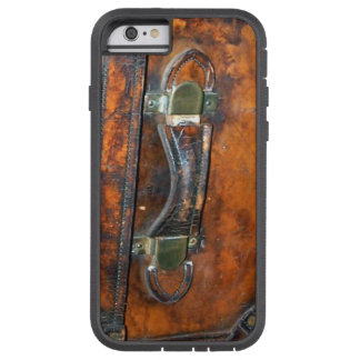 Steampunk Vintages antikes Dampfer-Stamm Foto Tough Xtreme iPhone 6 Hülle