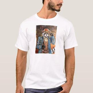 Steampunk Waschbär T-Shirt