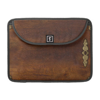 Steampunk-Zeit! MacBook Pro Sleeve