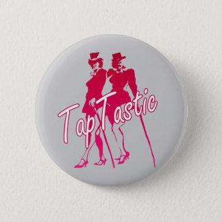 Stechen Sie Tanzen-Knöpfe an Runder Button 5,1 Cm