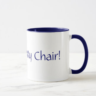 Stechpalme meine Stuhl-Tasse Tasse