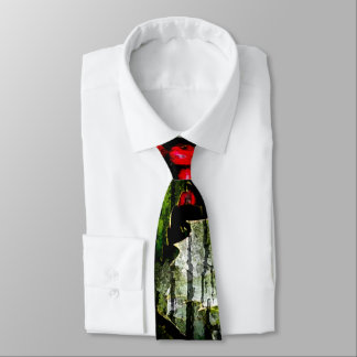 Stechpalmen-Beeren-regelmäßige Krawatte 2