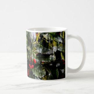 Stechpalmen-Beeren-Tasse Kaffeetasse