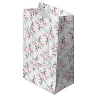 Stechpalmenniederlassungsverpackung Kleine Geschenktüte