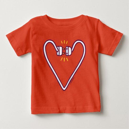 Steckdose Baby T-shirt