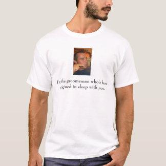 stefo Trauzeuge - besonders angefertigt T-Shirt