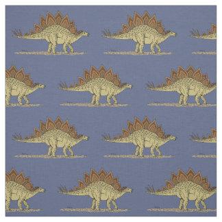 Stegosaurus Stoff