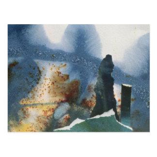Stehende Steine Postkarte