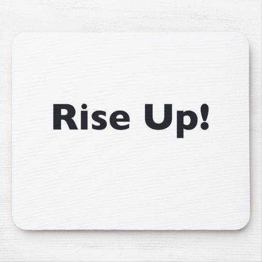 Steigen Sie oben! Mousepads