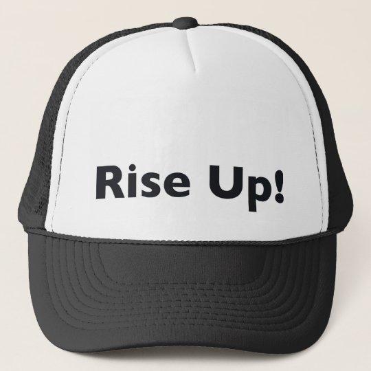 Steigen Sie oben! Retrokult Cap