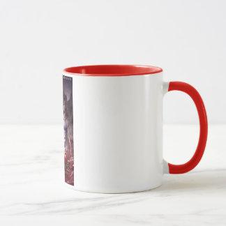 Steigende Gezeiten-Abdeckungs-Tasse Tasse