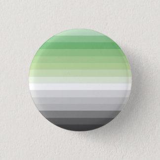 Steigung Aro Stolz-Flaggen-Knopf Runder Button 3,2 Cm