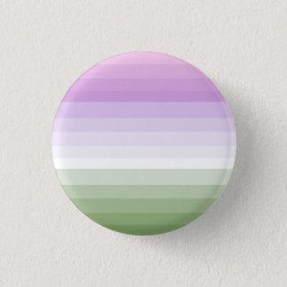 Steigung Genderqueer Stolz-Flaggen-Knopf Runder Button 3,2 Cm