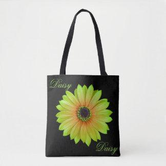 Steigungs-Limone Gänseblümchen-Tasche Tasche