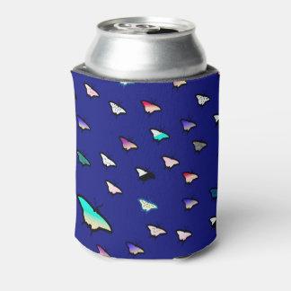 Steigungs-Schmetterlings-blaue Bier-Hülse/cooler