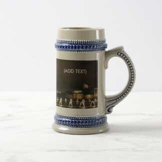 Stein mug_full.psd WM, (ADDIEREN Sie TEXT) Bierglas