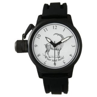 Steinbock Armbanduhr