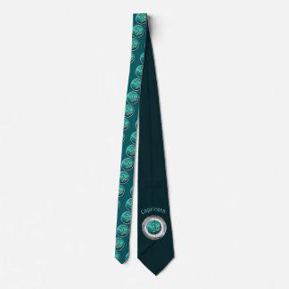 Steinbock - das Ziegen-astrologische Zeichen Bedruckte Krawatten