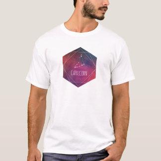 Steinbock-Galaxie T-Shirt