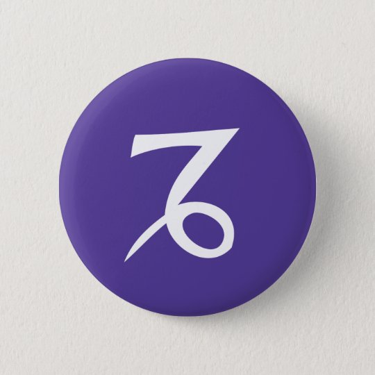 STEINBOCK Knopf Runder Button 5,1 Cm
