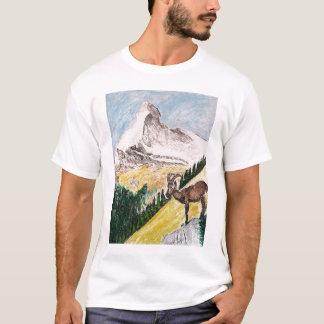 Steinbock Matterhorn T-Shirt