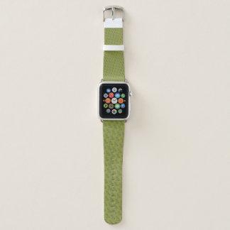 Steinbock-Tierkreis-Symbol-Element durch Apple Watch Armband