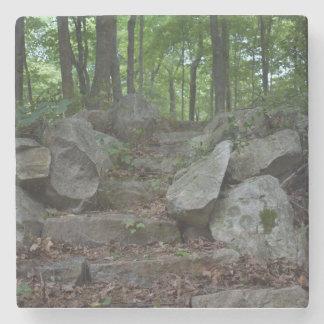 Steinschritte Steinuntersetzer