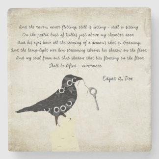 SteinUntersetzer Edgar Allen Poe