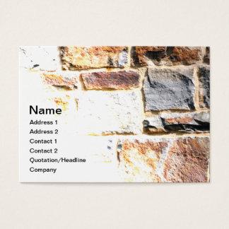 Steinwand Visitenkarte