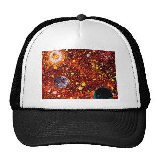 ~ stellaire de crèche (thème d'espace casquettes