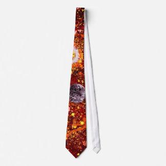 ~ stellaire de crèche (thème d'espace cravates customisées