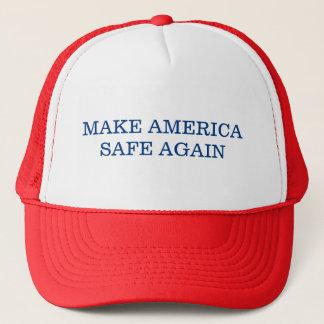 Stellen Sie Amerika-Safe wieder her Truckerkappe