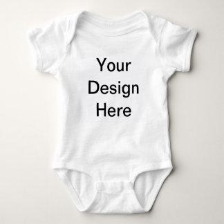 Stellen Sie Ihren eigenen Baby-Strampler her Tshirts