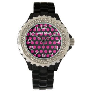 Stellen Sie Ihren eigenen heißes personalisierten Armbanduhr