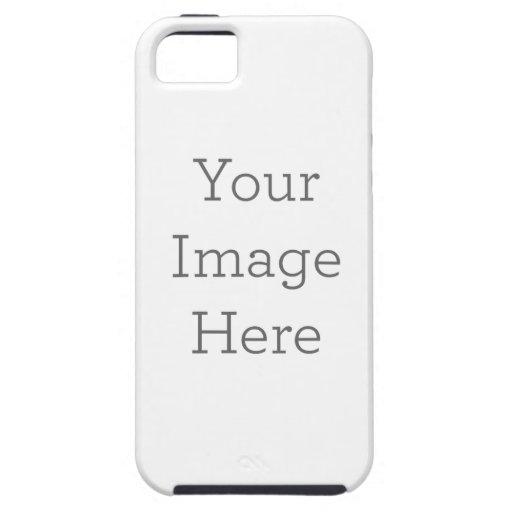 Stellen Sie Ihren eigenen iPhone 5/5S Vibe-Fall