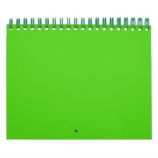 Stellen Sie Ihren eigenen Wandkalender