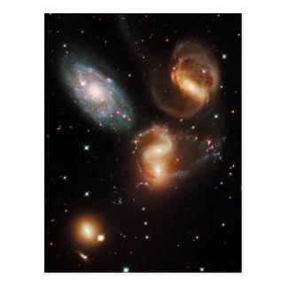 Stephan Quintett-Postkarte Postkarte