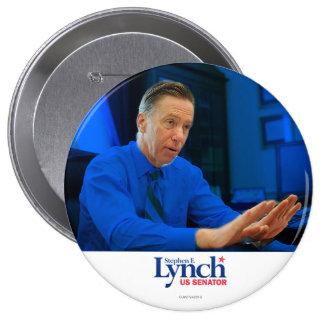 Stephen Lynch für Senat Runder Button 10,2 Cm