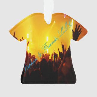 Stephon u. Freund-Anhänger-Shirt-Verzierung Ornament