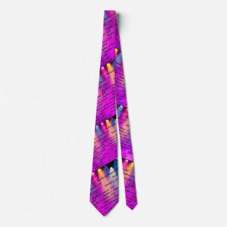 Stephon u. Freunde, die Krawatte beleuchten