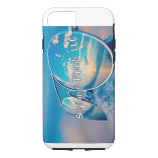 Stephon und Freund-Sonnenbrilletelefonkasten iPhone 8/7 Hülle