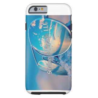 Stephon und Freund-Sonnenbrilletelefonkasten Tough iPhone 6 Hülle