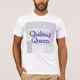 Steppender Königin-T - Shirt