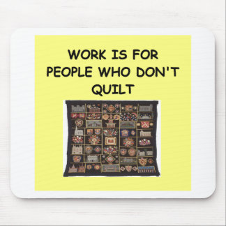 steppender Witz Mousepad